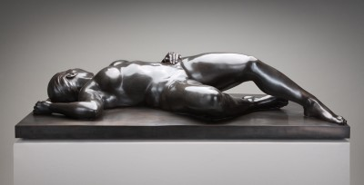 Tidal Rhythm (bronze) sculpture by Christopher Smith