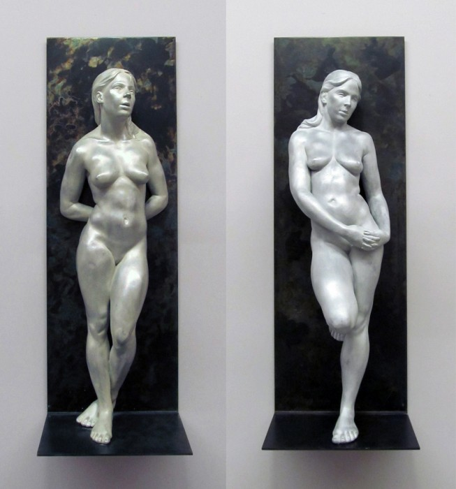 Perfectly Naked 1,2 by Christopher Smith