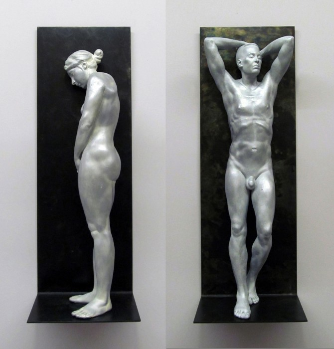 Perfectly Naked 13,14 by Christopher Smith