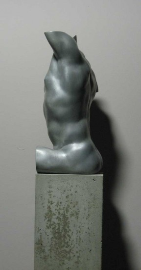Male Torso 2 by Christopher Smith
